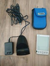 New listing Handspring Visor includes stylus and case and charger