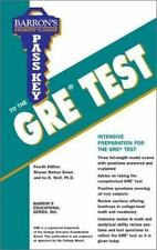 Pass Key to the GRE Test (Barron's Pass Key to the GRE) Green, Sharon Weiner Pa