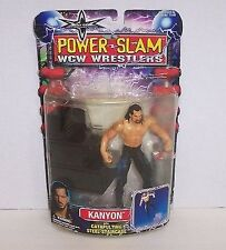 Kanyon 2000 Power Slam WCW Wrestlers Action Figure NIB Toy Biz