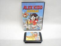Mega Drive ALEX KIDD TENKU MAJO No Instruction ccn SEGA md