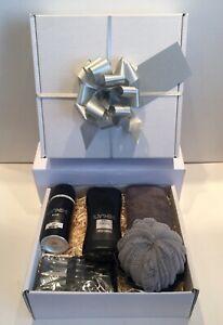 Birthday Thank You Gift Basket Hamper for Him Mens Gift Idea Dad Son Husband