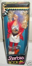#9266 NRFB Argentina TOP Toys Rock Star Barbie Doll Foreign Issue