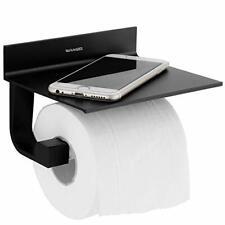Wangel Toilettenpapierhalter ohne Bohren,Patentierter Kleber + Selbstklebender