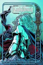 Lady Death #23, Sultry Variant Cover, Near Mint 9.4, 1st Print, 2012