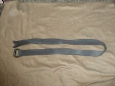 """AEO DESTROYED MENS BROWN CANVAS STYLE 44 INCH COTTON LOOP BELT 2"""" WIDTH"""