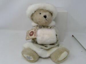 """Boyds Bears Plush Sarabeth Crystalfrost 12"""" - W/Tag"""