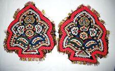 Indien Kutchi Tribal Rabari Handmade Couture Patch Veste Jean Patch Miroir