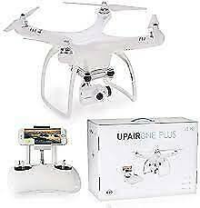 NEW MODEL UpAir One Plus Drone, GPS ph control, Gimbal camera, 4K at 25 FPS,16mp
