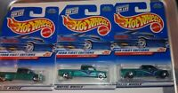 1998 First Edition Hot Wheels Customized C3500 Lot Of Tampo Variations