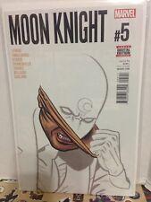 Moon Knight # 5 - 2016