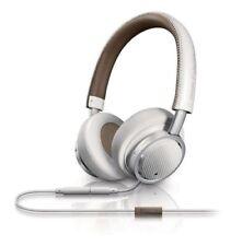 Philips Fidelio M1 On Ear Headphones with Neckband White M1Wt/00