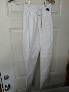 ATA Martial Arts Taekwondo Karate White Kicker Pants Child Size 4