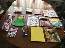 WOW GREAT CHILDRENS PRESENT CHILDRENS ART AND CRAFT ITEMS LOADS OF ITEMS