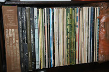 Lot 250 LP Vinyle 33T & 45T Chanson Variété  Française, Nombreux Coffrets (Brel,