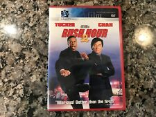 Rush Hour 2 Dvd! 2001 Thriller! (See) Flash Point & Lethal Weapon 4