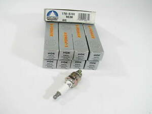 (8) Beck Arnley 176-5191 NGK Ignition Spark Plugs - XR-45 4536
