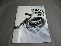 SHIMANO BASS FISHING NEW TACKLE CATALOGUE