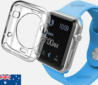 Apple Watch Case Cover iWatch Series 2, 3 UltraThin 42MM Clear Soft Silicon