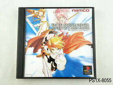 Tales of Phantasia Playstation 1 Japanese Import Japan JP PS1 Jpn Regn US Seller