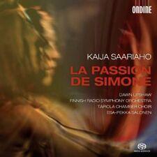 Dawn Upshaw, K. Saariaho - Passion de Simone [New SACD] Hybrid SACD