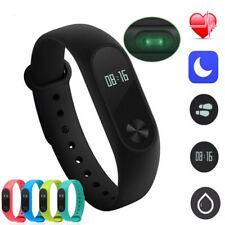 Smart Armband Watch Bluetooth Fitness Tracker Pulsuhr Schrittzähler Anruf DE