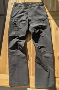 Men's Arc'teryx Psiphon AR Pants For Skiing Ice Climbing/Almost new/size 30