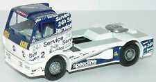 1:87 Mercedes-Benz SK Renntruck Service 24h Hegmann Nr 2 - Wiking 44101