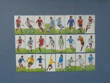 Golden Wonder Set of 24 Soccer All Stars 1978 in Mint Condition
