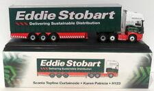Atlas 1/76 Scale 4 649 102 Scania Topline Karen Patricia H123 Eddie Stobart Ltd