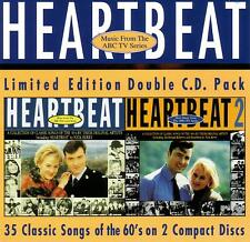 ** (TV SERIES) HEARTBEAT - LIMITED EDITION DOUBLE CD PACK/VAR ARTISTS - 2 CD SE