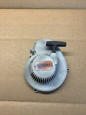 Stihl Ts350ts360 4201 080 1800 Saw Oem Recoil Starter Assembly Used