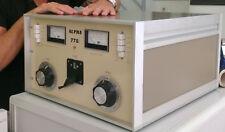ETO ALPHA 77SX Linear Power Amplifier, 4KW OUTPUT+, MINT!