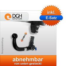 AHK Vertikale Anhängerkupplung 13p C2 E-Satz Ford Focus C-Max 03-10 14078VM/_B7