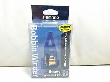 Shimano Bobbin Winder Heavy Type TH-202N Ocea Blue PR Knotter PE 1.5~8
