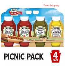 Heinz Condiments Picnic Pack (4 pk.)