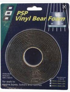 PSP Vinyl Bear Foam Tape 19mm x 3mm x 3m