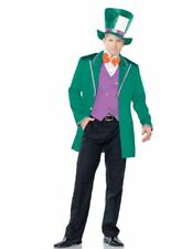 Men's Mad Tea Party Host Costume Leg Avenue 83590 size M/L