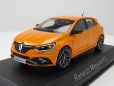 Renault Megane RS 2017 1/43 Norev (tonico Orange)