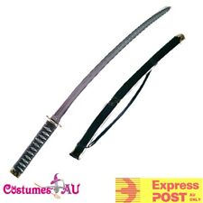 Samurai Ninja Warrior Toy Sword Plastic Blade Weapon Fighter Costume Accessories