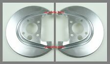 Rear Left Right Brake Disc Cover Protection Plate Audi A3 TT VW Golf 4 Seat Leon