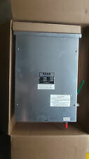 DOUBLE THROW 400 AMP GENERATOR TRANSFER SWITCH, RONK # 7416