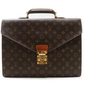 Louis Vuitton Business Bag M53338 Porto Documents Browns Monogram 1906069