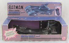 Batman Remote Control Batmobile, Toy Biz 1989 - Read - BOX Damage