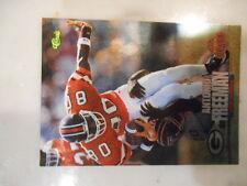 1995 Classic Antonio Freeman VA Tech 1995 Draft Green Bay Packers Football Card