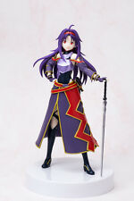 Banpresto Sword Art Online 7'' PVC Figure ~ Absolute Sword Yuuki Purple BP37056