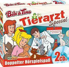 Bibi und Tina - Tierarzt Special (Folge 31 + 67) (CD %7c Hörspiel)