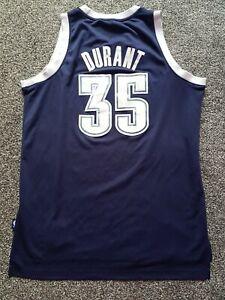 NBA Oklahoma city Thunder Basketball Jersey #35 DURANT - Size Mens Medium