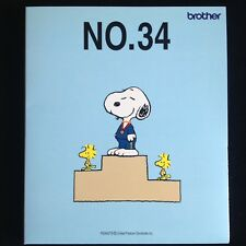 Snoopy Sports Olympic Embroidery Designs #34 for Bernina Deco Brother Baby Lock