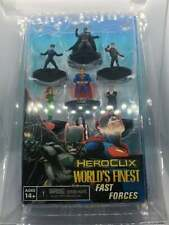 DC Heroclix Worlds Finest-Fast Forces Starter by Wizkids New