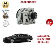 für Jaguar XJ Limousine 2.0 i 241bhp 2012> auf Lichtmaschine Einheit